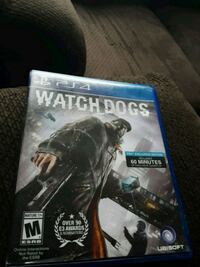 Watch Dogs PS4 game  Reed City, 49677