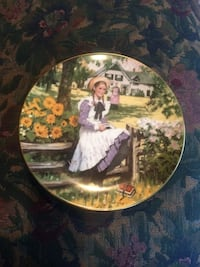 Anne of green gables collective plate Vancouver, V6H 1S7