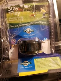 Stay and play wireless extra collar Monrovia, 21770