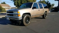 96 Chevy Suburban k1500, REVERSE IS OUT  Stockton, 95203