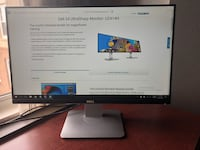"Dell 24"" UltraSharp Monitor *World's thinnest display border Herndon, 20170"