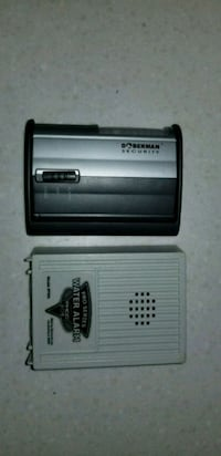 Doberman security motion sensor and pro water alar Frederick, 21702
