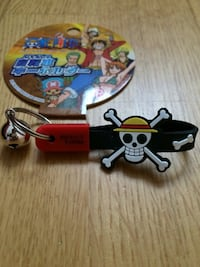 ONE PIECE Key rings パリ, 75011