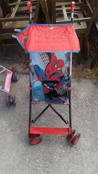 Spider-Man theme umbrella stroller Kissimmee, 34744