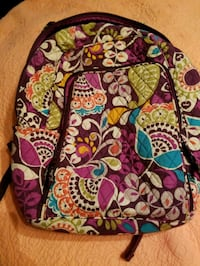 pink, green, and blue floral backpack Lake Charles, 70611