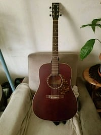brown and black acoustic guitar Portland, 97230