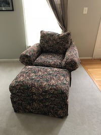 Chair and Ottoman Leesburg, 20175