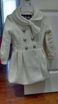 women's white trench coat Mississauga, L5J 1R2