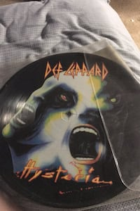 Def Leppard Hysteria Limited Picture Edition East Bridgewater, 02333