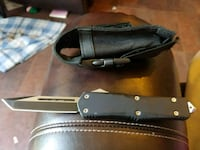 Automatic knife with sheath Mission, 78574