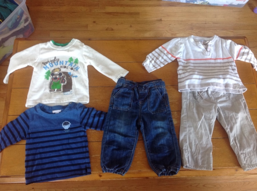 Toddler clothes 18 months  - Ocean Grove