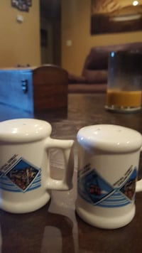 Royal gorge salt and pepper shakers Fort Smith, 72901