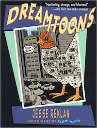 Dreamtoons Paperback Comic Book
