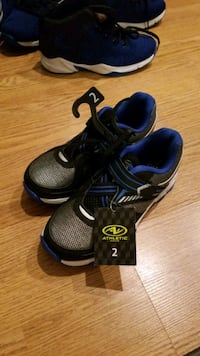 NEW size 2 boys shoes Concord, 94520