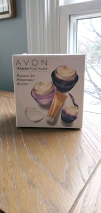 AVON ANEW PLATINUM CREAM