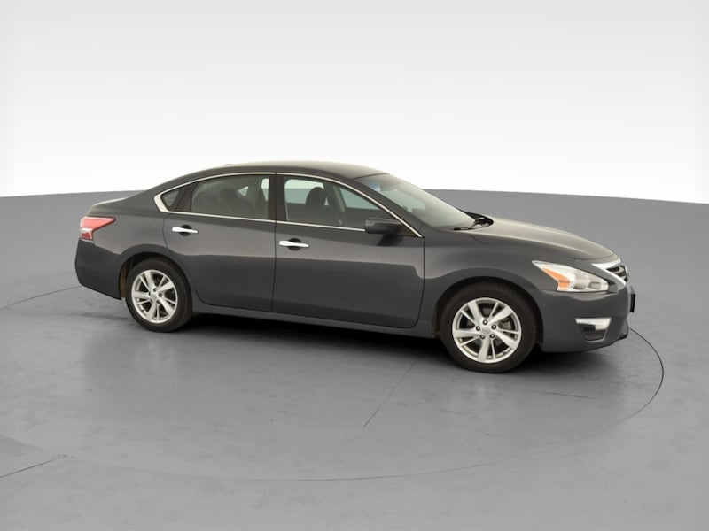 2013 Nissan Altima sedan 2.5 SV Sedan 4D Gray  13