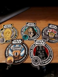 New star wars patches (EACH) Edmonton, T5S 2B4