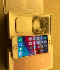 gold iPhone 6 with box Tipton, DY4