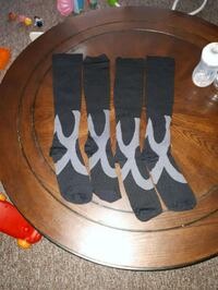 Wide calf compression socks  Windsor, N8N 1L8