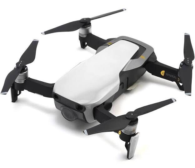black and gray quadcopter drone, used for sale  Lakewood