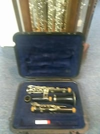 Clarinet in good playing condition