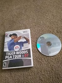 Tiger woods wii game Frederick, 21703