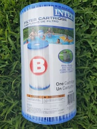 (6) INTEX SIZE B POOL FILTERS $4.00 each Valley Center, 67147
