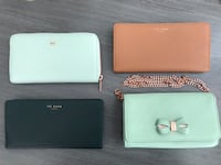 Brand new Ted Baker wallets and purse collection for sale Calgary, T2T 0L3