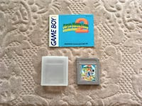 Super Mario Land 2: 6 Golden Coins Nintendo GameBoy 1992 541 km