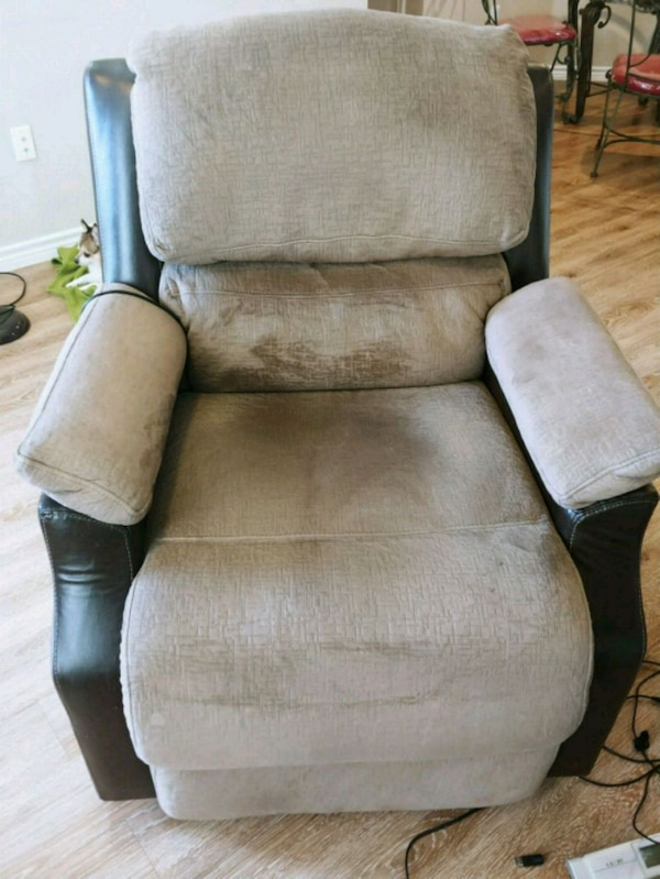franklin big man recliner lift chair usagé à vendre à richardson