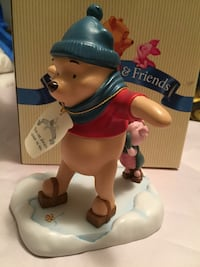 Winnie The Pooh -Collectables Vaughan, L0J 3V9