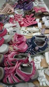 Girls' Sandals All Sizes