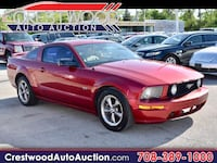 2006 Ford Mustang GT Deluxe Coupe Crestwood