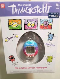 Tamagotchi  Chicago