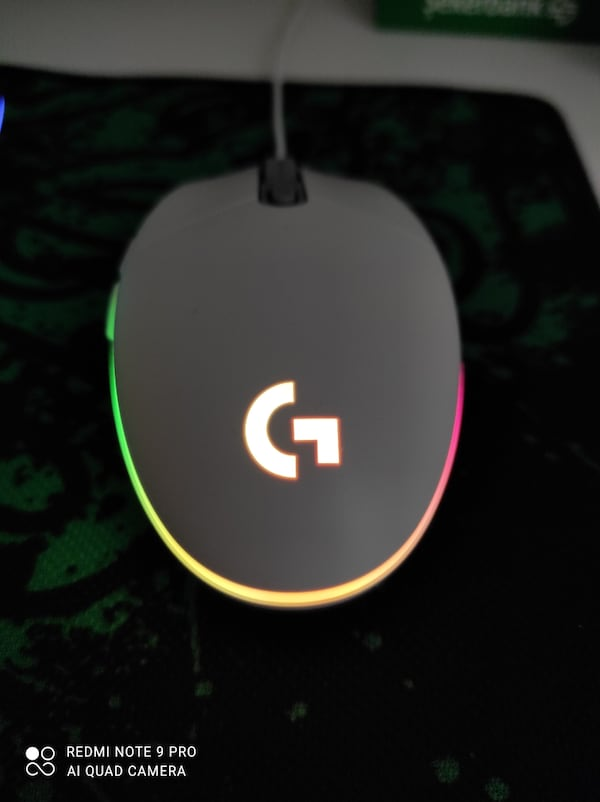 RAMPAGE ORİON RED SWİTCH - G203 MOUSE - RAZER GOLIATHUS MOUSEPAD  69ada45a-ab47-4c95-91d0-7685777ada65