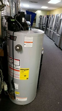 Water heater new scratch and dent  Randallstown