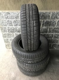 GOMME invernali 215/65-16
