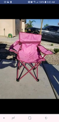 Pink lounge chair for kids Tulare, 93274