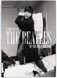 THE BEATLES - ON THE ROAD & ANTHOLOGY