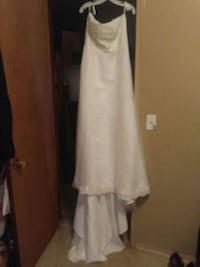 Great deal! Ivory wedding dress Del City, 73115