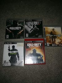 Cheap ps3 games  Palmdale, 93550
