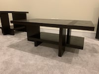 4 Piece Furniture set- 2 side tables, 1 coffee table, 1 sofa table.