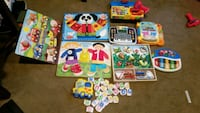 Toddler's assorted learning toys Getzville, 14068
