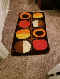 Colorful Shag Rug