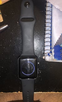 Apple watch series 3 black 38mm. Need gone today Falls Church, 22041