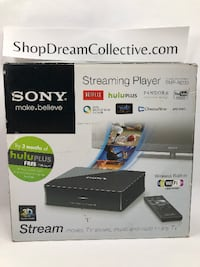 SONY Streaming Player GERMANTOWN
