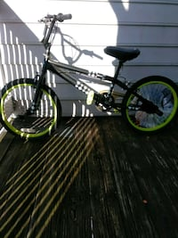 black and yellow BMX bike Woodbridge, 22191