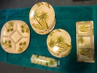 Tropical Themed Dishes Orange Park, 32065