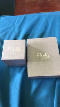 Zales promise ring and necklace Kaneohe, 96744