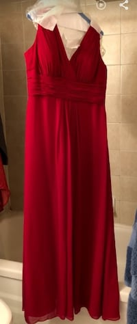 Formal Gown , Bridesmaid Dress, Bill Levkoff Size 18, tailored TORONTO